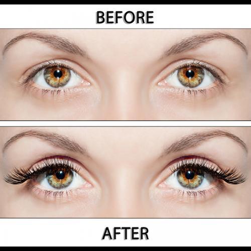 Eyelash Tabs (Duralash Extensions)